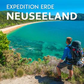Bild: EXPEDITION ERDE: Neuseeland