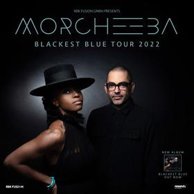 MORCHEEBA - Blackest Blue Tour 2022