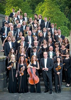 Festliches Neujahrskonzert - mit der Französischen Kammerphilharmonie