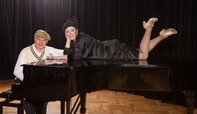 Bild: VAUDEVILLE BLUES MEETS BOOGIE WOOGIE - mit Scarlett Andrews und Christian Christl