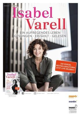Bild: Isabel Varell - Ein aufregendes Leben