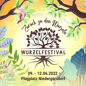 Bild: Wurzelfestival 2022 - 4 Freunde im Märchenwald