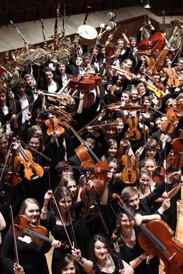 Bild: Orchestermatinee - Aus der Neuen Welt