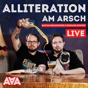 Bild: ALLITERATION AM ARSCH - Bastian Bielendorfer & Reinhard Remfort LIVE