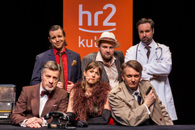 Bild: KulturSommer: Live-HörSpiel-Krimi: Der Hexer kehrt zurück - RadioLiveTheater
