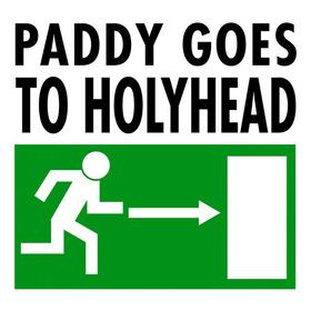 Bild: Paddy Goes To Holyhead - An Irish Night - Akustik-Trio unplugged
