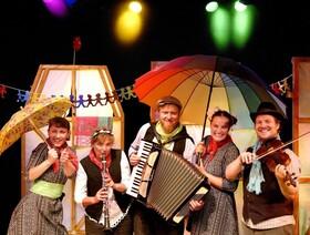 Bild: Haus der tausend Lieder - Theater Radelrutsch