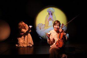 Bild: DAS GRÜNE HAUS // Musiktheater für Kinder