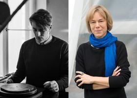 Bild: Bartholomäus Traubeck, Anja Utler und Simone Schröder: Erscheinungsräume der Natur - Lesung, Performance, Gespräch