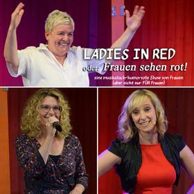 Bild: Ladies in Red - oder: Frauen sehen rot!