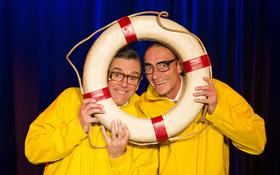 Bild: KulturSommer: WallStreetTheatre presents »All inclusive« - Eine turbulente Seefahrt mit viel Seemannsgarn, skurrilem Humor, Artistik und einer Prise Poesie
