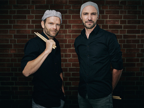 Bild: KulturSommer: Double Drums – Percussion-Konzert - Eine Beat Rhapsody aus Spaß, Energie, Klassik, Groove, Anspruch und Unterhaltung!