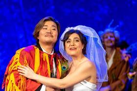 Bild: KulturSommer: Das Land des Lächelns - Operette von Franz Lehár   Nordharzer Städtebundtheater