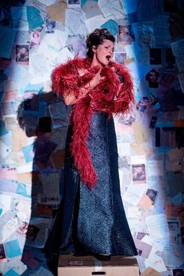 Bild: KulturSommer: Evita - Musical von Andrew Lloyd Webber und Tim Rice   Nordharzer Städtebundtheater