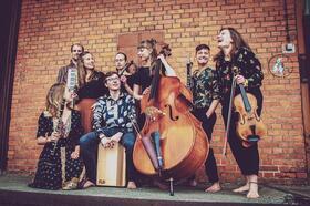 Bild: KulturSommer: Vagabund - Musikalische Vielfarbigkeit mit dem Lübecker Klezmer-Ensemble
