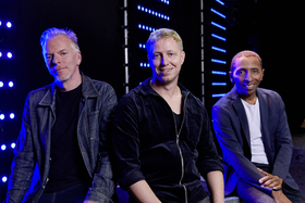 Bild: Tingvall Trio - Dance - Tour 2021