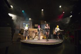 Hannah und der Punk oder Wie geht Freiheit? - Theater an der Glocksee