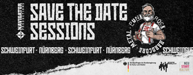 SAVE THE DATE SESSIONS
