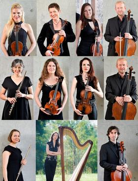 Bild: Klassik Brunch mit der Neuen Philharmonie Frankfurt - Melodien aus berühmten Musicals mit Streichquartett