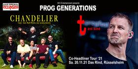 Chandelier / ´t´ – Prog Generations live 2021