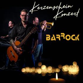 Bild: Kerzenscheinkonzert mit barRock