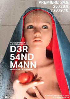 D3r 54ndm4nn - Frei nach E.T.A. Hoffmann