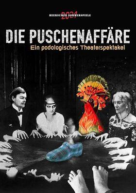 Bild: Heersumer Sommerspiele 2021 - Die Puschenaffäre – Ein podologisches Theaterspektakel