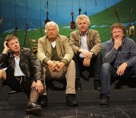 Bild: Gerhard Polt - und die Well-Brüder aus´m Biermoos