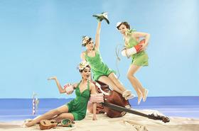 Zucchini Sistaz - Tag am Meer