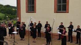 Bild: Tränen und Freude - Werke für Chor a cappella von Bach, Schütz, Brahms u.a
