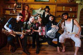 Folk im Viertel: La Fanfarria del Capitan - Argentinische Worldmusic-Piraten