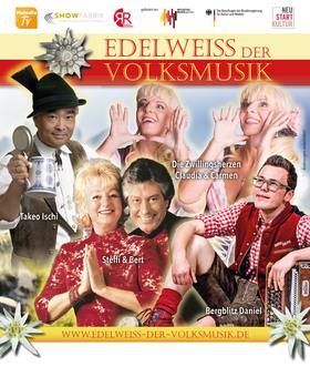 Edelweiss der Volksmusik - Die Show