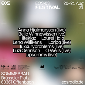 Bild: EOS-03 Festival