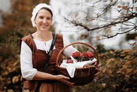 Bild: Stadtführung mit Marktfrau Hulda - Auf historischen Wegen durch Attendorn
