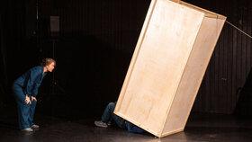 Big Box & kleines Orchester - Premiere