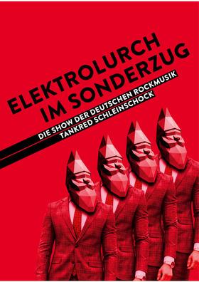 Bild: Elektrolurch im Sonderzug - Westfälisches Landestheater