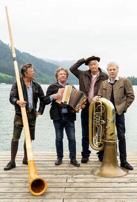 Bild: Gerhard Polt & die Well-Brüder