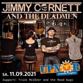 Bild: JIMMY CORNETT & THE DEADMEN - UPNOR summer nights