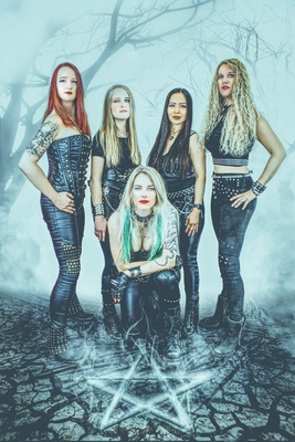 BURNING WITCHES, WARFIELD + support - Live in Kusel 2021