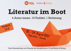 LITERATUR IM BOOT - Literatur im Boot