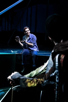 Bild: Hamlet - Premiere
