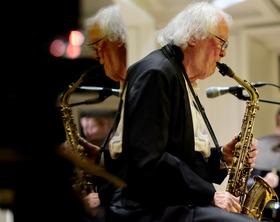 Zum 213. Mal Jazz mit dem Emil Mangelsdorff-Quartett und einem besonderen Gast