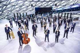 Polizei Orchester Bayern - Benefizkonzert