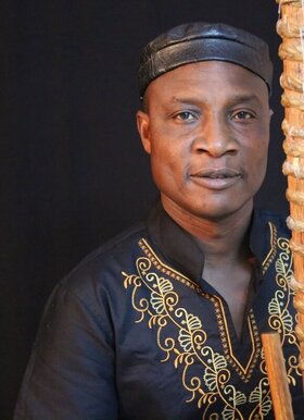 Adjiri Odametey - Afrikanische Weltmusik
