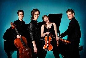 Notos Quartett - Mahler - Walton - Brahms