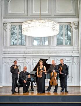 Bild: Mozart con Trompa mit Matthias Höfs und Ensemble