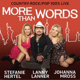 Stefanie Hertel, Lanny Lanner - Johanna Mross - MORE THAN WORDS