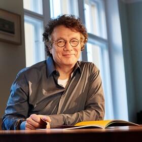 Preis der Literaturhäuser 2021 an Ingo Schulze - Mit Petra Gropp, Barbara Klemm, Alf Mentzer und Frank Witzel