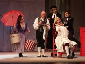 Bild: Der Barbier von Sevilla - Komische Oper von Gioacchino Rossini