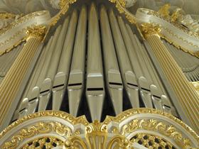 Bild: Dresdner Orgelzyklus - Orgel Martin Sander